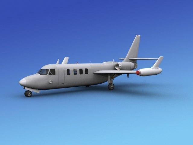 max aircraft westwind iai