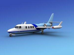 3ds aircraft westwind iai
