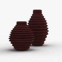 Modern vase 020