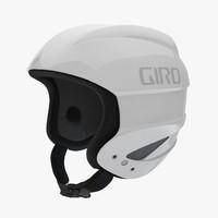 Giro Sestriere Helmet White