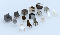 Modern Chairs HD