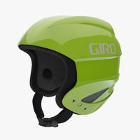 giro sestriere helmet green obj
