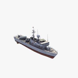 obj patrol mk5 psmm boat