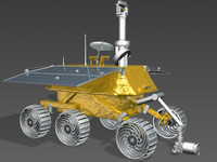 Jade Rabbit Moon Rover