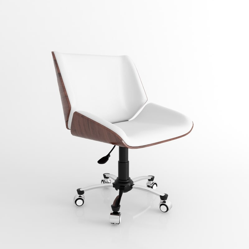 office chair milie 3d max