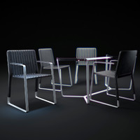 3d benz-chairs