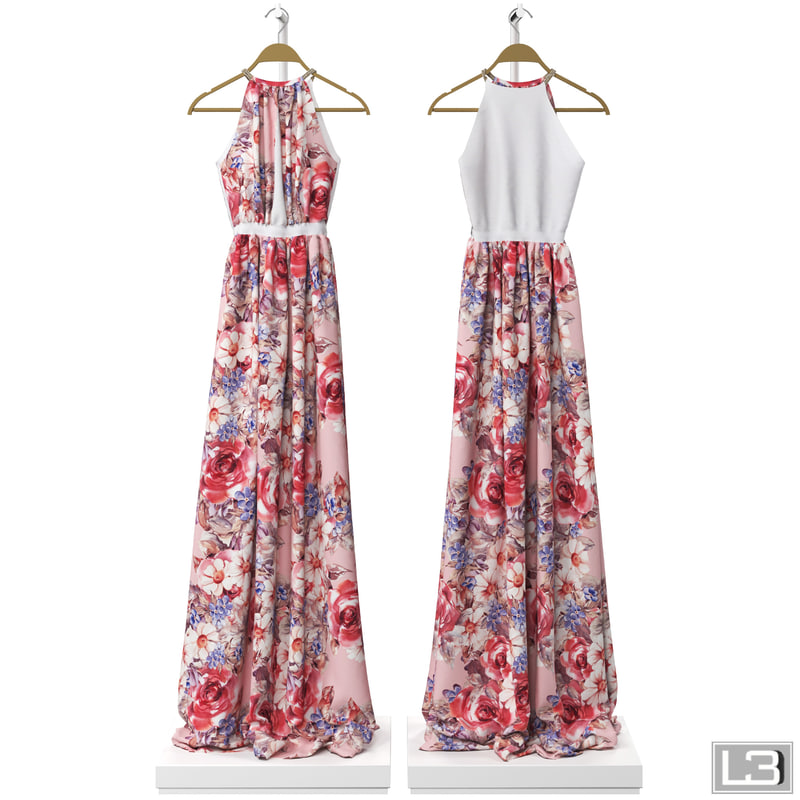 max woman dress hanger