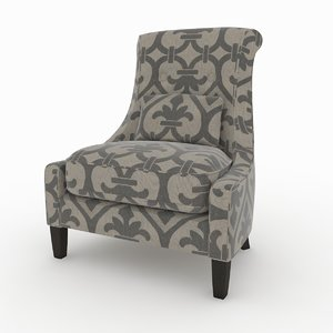 bernhardt hospitality selby chair 3d max