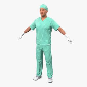 max male surgeon caucasian 2