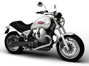 3d moto guzzi bellagio 2014 model