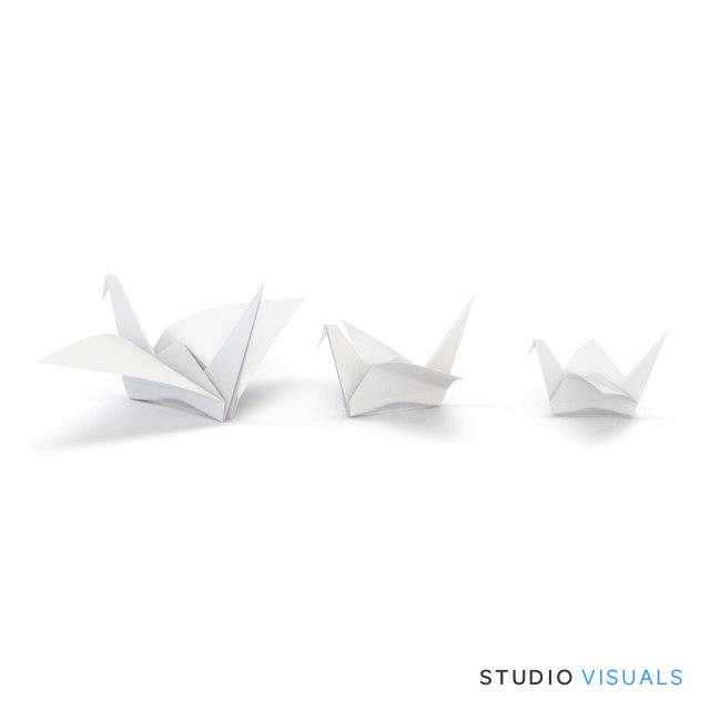 max paper crane