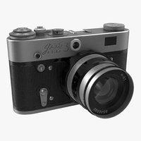 3ds max vintage film camera 3