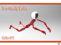 Zero Gravity Free motion
