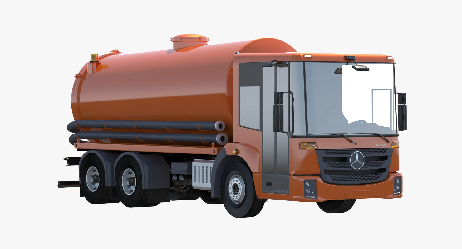 septic tank truck max