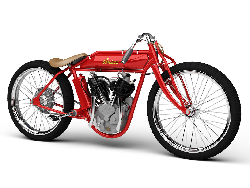 3d indian boardtrack racer 1920 model
