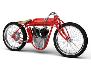 3d indian boardtrack racer 1920 model