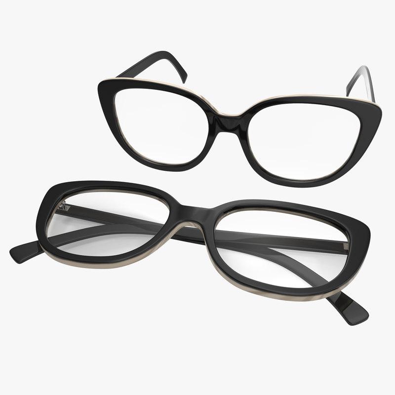 3d glasses set 2