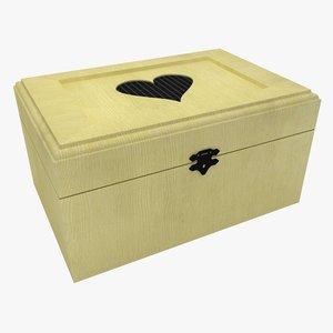 3ds max wood box