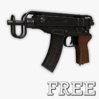free max model skorpion vz 61