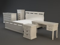 Photorealistic Vener Bed