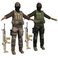 Special Ops Agents