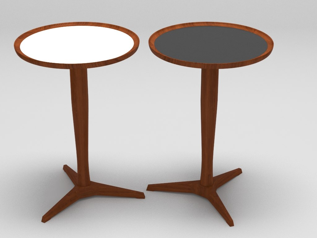 Vintage Teak Side Table.Danish Vintage Teak Side Table