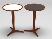 max vintage teak table