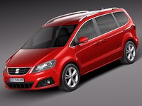 3ds 2016 seat alhambra