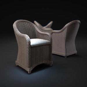 maya kiddy-armchair