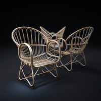 Rattan-Lounge-Chair