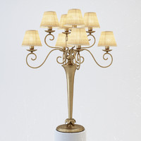baga table lamp 3d max