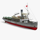 minelayer 3D models