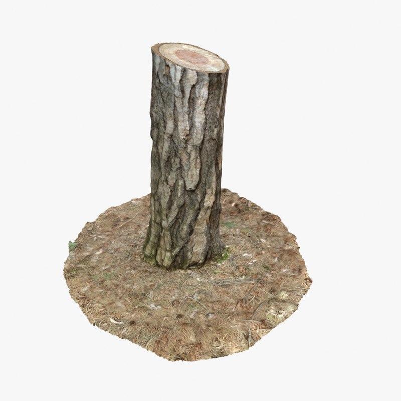 tree stump 14 max
