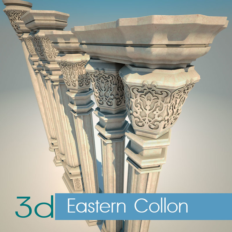 3d eastern collon