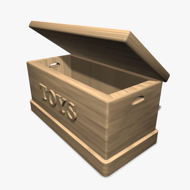 c4d toy box