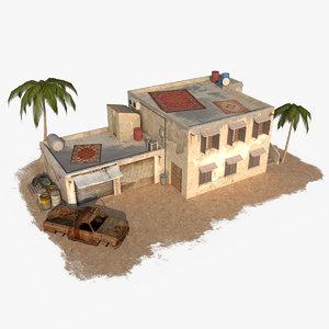 max arab house