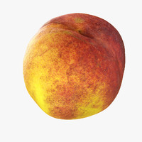 Tropical Realistic Peach 2