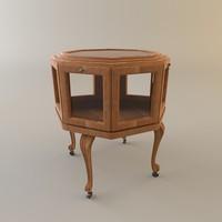 3d cupboard furniture model