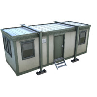 3d mobile office model