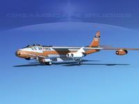 3ds stratojet boeing b-47 bomber