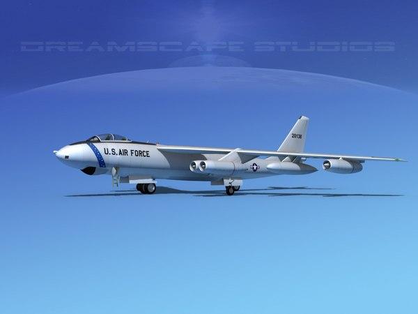 max stratojet boeing b-47 bomber