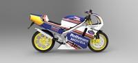 Honda NSR 250 MC28