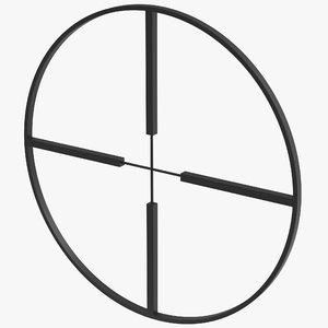 max sniper target symbol