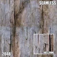 2048 Seamless Bark Texture X