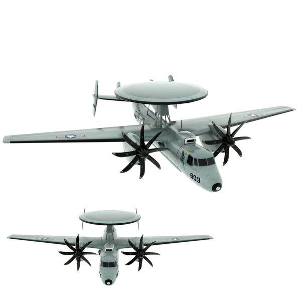 x military aircraft e-2c hawkeye