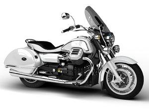 3d moto guzzi 1400 california