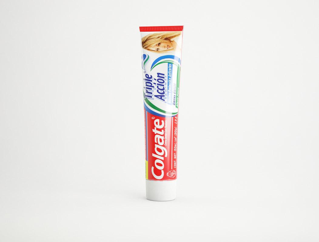 toothpaste colgate max