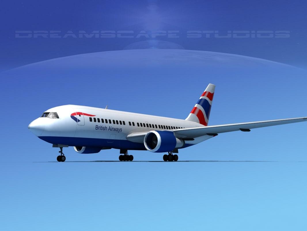 boeing 767 767-100 dwg