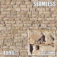 4096 Seamless Texture Stone