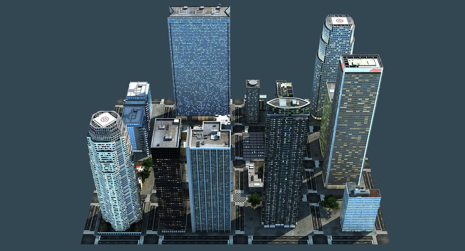 generic city model